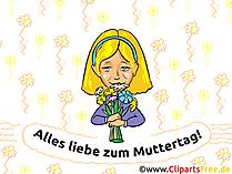 Anneler günün kutlu olsun kartı harika bir fikir!