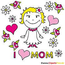 Anneler günü resmi