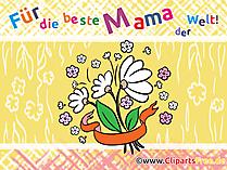 Muttertag Sprüche und Bilder