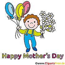 Anneler Günü hediyeleri küçük resim ile tamircilik