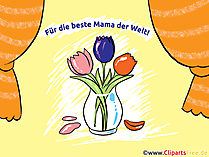 Muttertagsgeschenke self tinker for Mother's Day z. B. wenskaarten