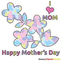 Ücretsiz anneler günü selamlar