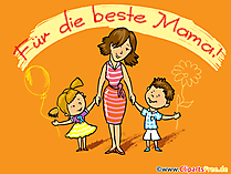 Mother's Day-kaart