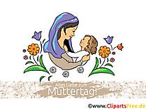 Sprüche für Mama mit Bildern