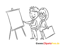 Artists Clipart, Bild, Zeichnung, Cartoon
