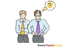 Frage Clip Art Office