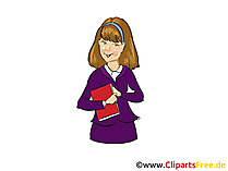 HR, Personal Bild, Clipart, Grafik, Cartoon, Illustration