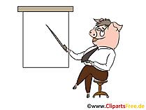 IT-Dienstleister Bild, Clipart, Grafik, Cartoon, Illustration