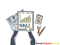Job Clipart, Grafik, Bild, Cartoon
