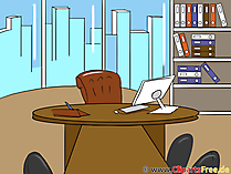 Meetingraum Bild - Clipart