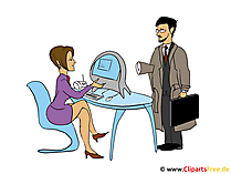 Personal HR Clipart