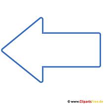 Pfeil Links Button