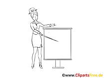 Teacher Clipart, Image, Cartoon