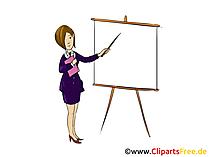Workshop Bild, Clipart, Grafik, Cartoon, Illustration