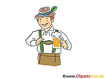 Bayern Germany Clipart, Image, Cartoon, Comic free