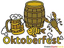 Bier Bild Cartoon