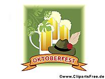 Oktober Fest Illustration