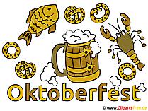 Oktoberfest Stock Illustrationen