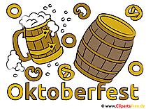 Oktoberfest Vorlage kostenlos