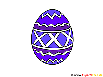 Clipart Osterei