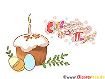 Buona Pasqua in russo