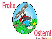 Frohe Ostern Grüße
