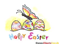 Frohe Ostern Wünsche und Bilder