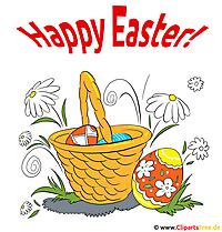 Mutlu Paskalya Kartları