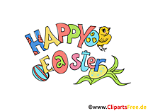 Happy easter clip art gratis