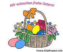 Karte zu Ostern
