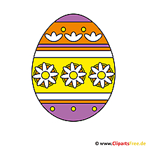 Osterei Clipart