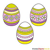 Paskalya yumurtaları resim, grafik, küçük resim
