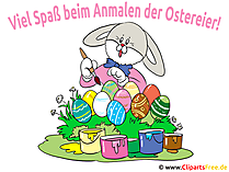 Osterkarten selbst gestalten