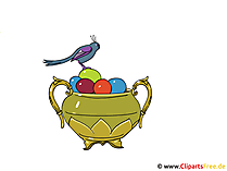 Pasen cartoon clipart