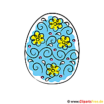 Bedava Paskalya yumurtası resmi