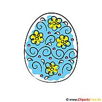 Easter egg foto gratis