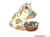 Ostern Karten selbst gestalten