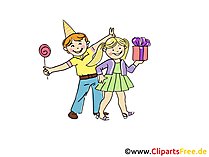 Clipart viering
