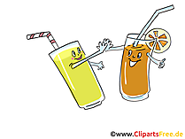 Cocktail Clipart zu Party