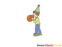 Geburtstag Clip kostenlos