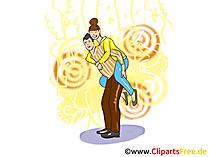 Verjaardag feest clipart, illustratie, afbeelding, grafisch