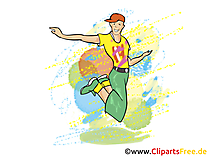 Lets dance Clipart, Bild, Grafik, Illustration