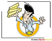 Pizza Clipart Afbeelding gratis