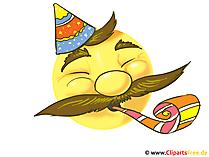 Smiley-feestje