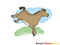 Free Clipart Horse