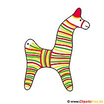 無料のグラフィック馬