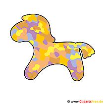 Lebkuchen Clipart-Bild kostenlos