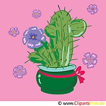 Cactus Clip Art Image free