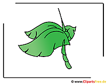 Palme Cartoon-Clipart HD