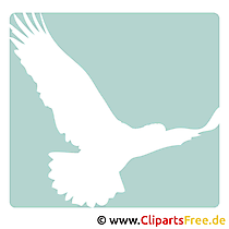 Eagle clip art gratis